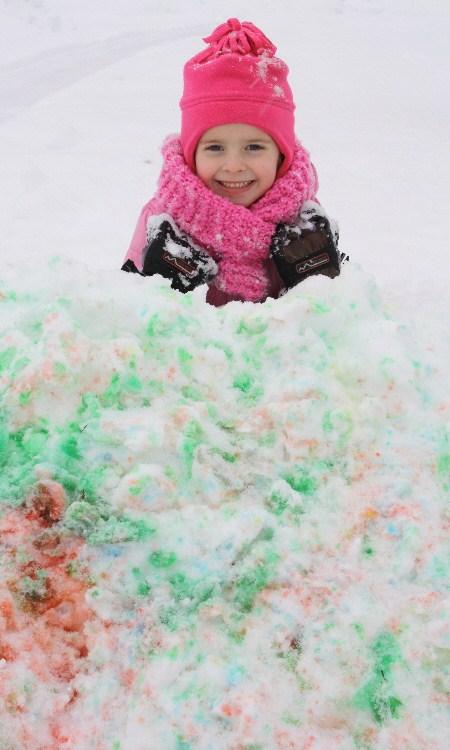 Snow paint3