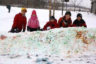 Snow paint2