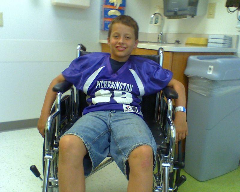 Mas wheelchair