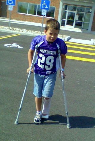 Mas crutches
