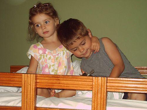 Emma and Liam
